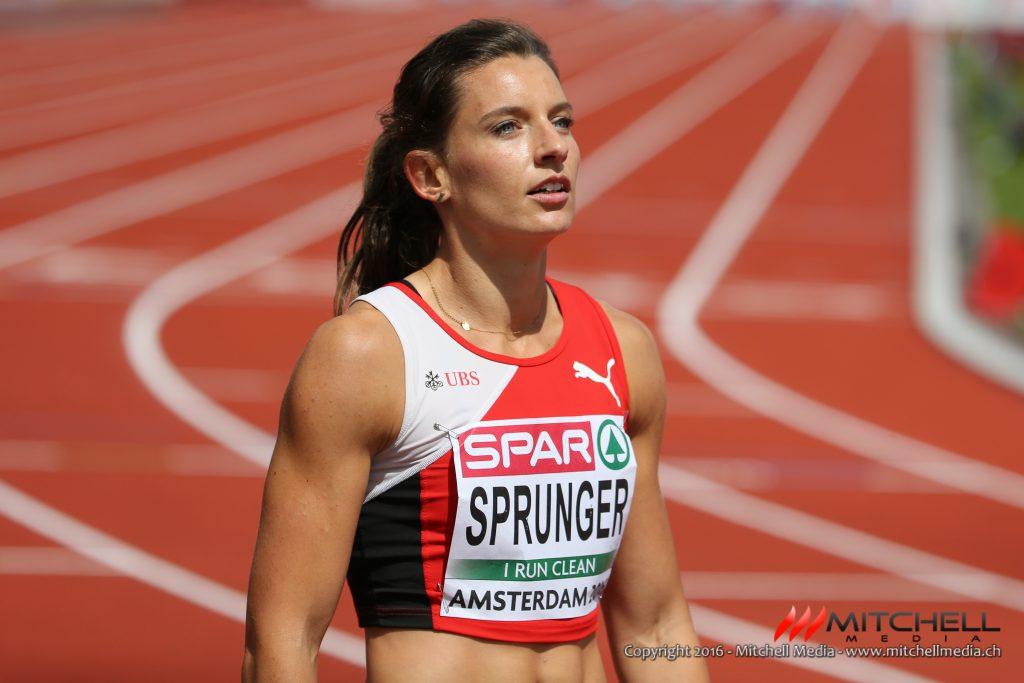 Amsterdam, 10.7.2016, Leichtathletik EM, Discipline, Name. (Daniel Mitchell/EQ Images)